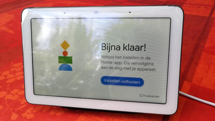 Google Nest Hub App